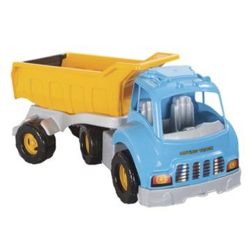 Машина Pilsan Грузовик Moving Truck (голубой)
