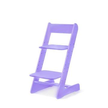 Растущий стул Бемби с лакокрасочным покрытием (фиолетовый)