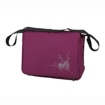 Сумка в коляску Лео Алиса (Фиолетовый)