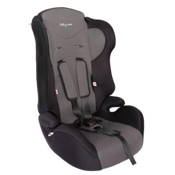 Автокресло Baby Care BC-513 Жирафик (карбон серый)