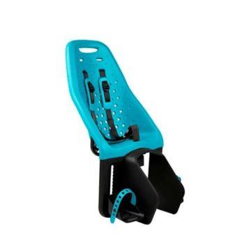 Велокресло на багажник Yepp Maxi до 22 кг (сине-зеленый)
