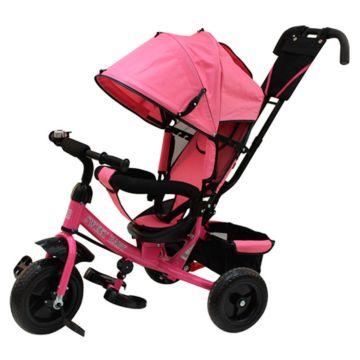 Трехколесный велосипед Sweet Baby Mega Lexus Trike EVA 8/10 Pink