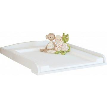 Пеленальная рамка Polini 70х61см (белый снег - макиато)