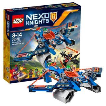 Конструктор Lego Nexo Knights 70320 Нексо Аэроарбалет Аарона