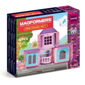 Конструктор Magformers Mini House Set