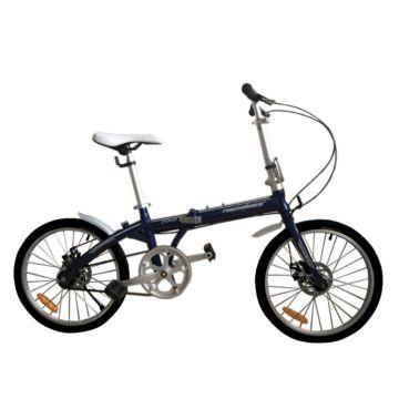 "Велосипед Nameless F020D 20"" складной (синий)"