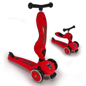 Самокат Scoot&Ride Highway Kick (красный)