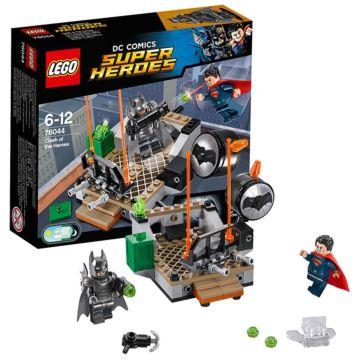 Конструктор Lego Super Heroes 76044 Супер Герои Битва Супергероев