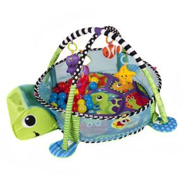 Развивающий коврик FunKids Turtle Gym