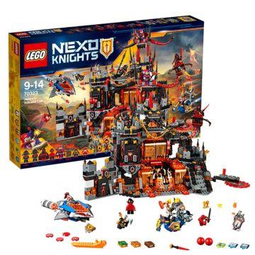 Конструктор Lego Nexo Knights 70323 Нексо Логово Джестро
