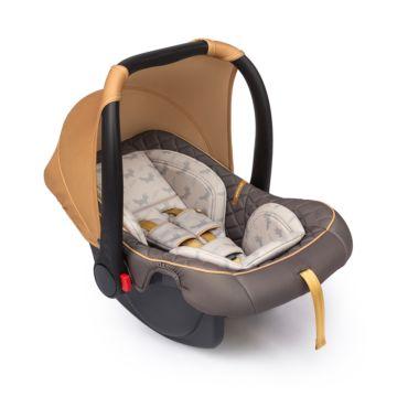 Автолюлька Happy Baby Skyler V2 (brown)