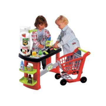 Детский супермаркет с тележкой Ecoiffier 1740