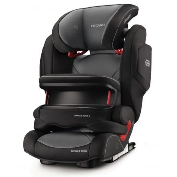 Автокресло Recaro Monza Nova IS Seatfix 2016 Carbon Black