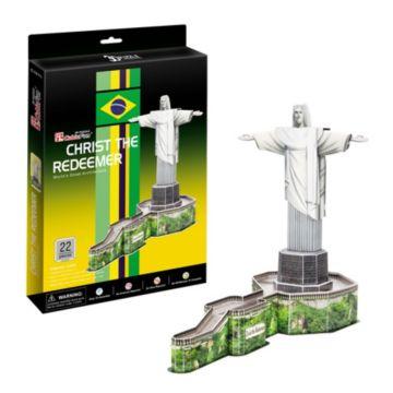 Игрушка CubicFun Статуя Христа-Искупителя (Бразилия)