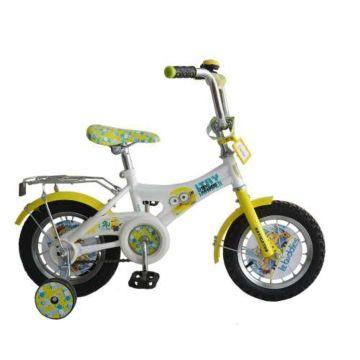 """Детский велосипед Navigator Basic 12"""" Миньоны"""