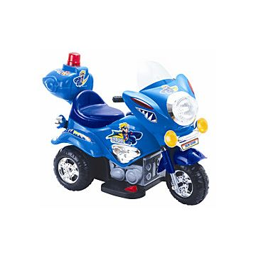 Электромобиль TjaGo Police YLQ3148 (синий)