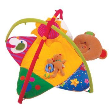 Развивающий коврик-сиденье в коляску K's Kids