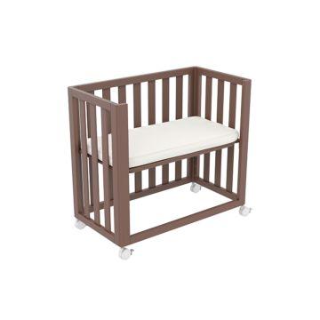 Приставная кровать Ellipse Co-Sleep (коричневый)