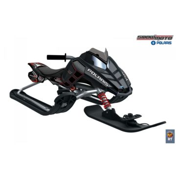 Снегокат Snow Moto Polaris Rush (черный)