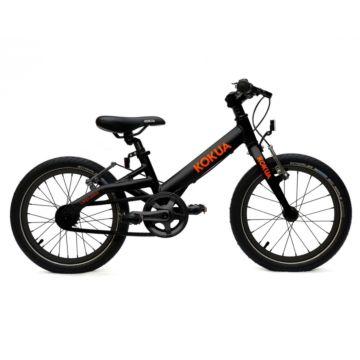 "Детский велосипед Kokua LiketoBike V-Brakes Special 16"" (black)"