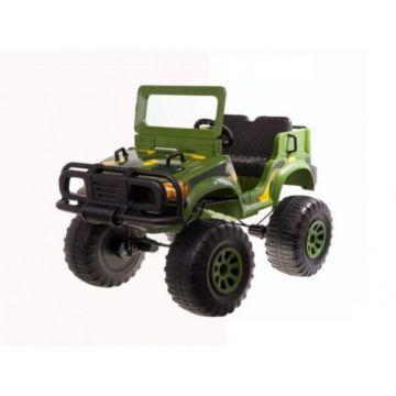 Электромобиль Bakyard Safari 4x4 (зеленый)
