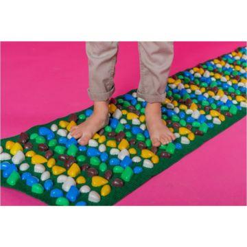 Массажный коврик-дорожка Onhillsport 200х40 см (Зеленый)