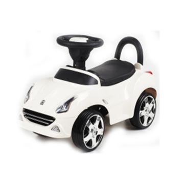 Каталка Ningbo Prince Toys Ferr Ari (белый)