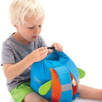 Рюкзак из водонепроницаемой ткани Trunki PaddlePak (Голубой)