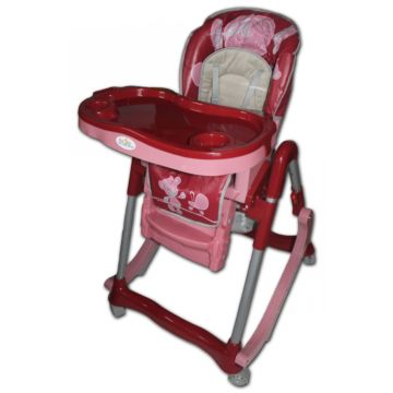 Стульчик для кормления ForKiddy Cosmo Twister (red)