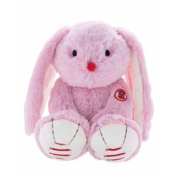 Мягкая игрушка Kaloo Заяц Руж средний 31 см (Розовый)