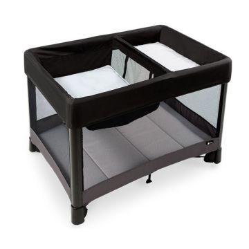 Манеж-кровать 4moms Breeze Plus (черный)
