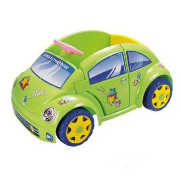 Электромобиль Joy Avtomatic Volkswagen JA-A19 с пультом управления (зеленый)