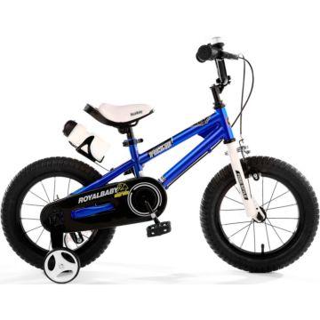 "Детский велосипед Royal Baby Freestyle Steel 12"" (синий)"