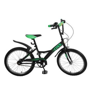 """Детский велосипед Navigator Fortuna 20"""" (черный)"""