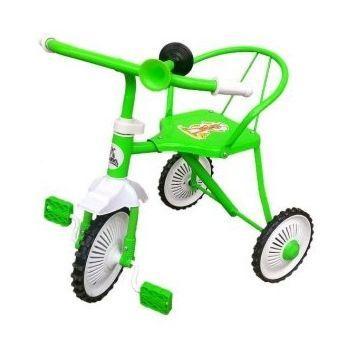 Трехколесный велосипед Moby Kids Муравей (Зеленый)