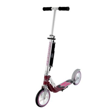 Самокат Hudora Big Wheel 205 NEW magenta (фиолетовый)