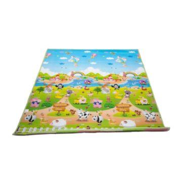Развивающий коврик Babypol Веселая ферма 2 180х150см