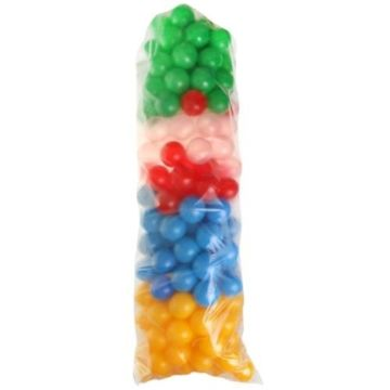 Набор шариков Toymart 8 см. 200 шт.
