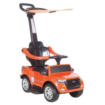 Каталка Ford Ranger с козырьком Покраска (оранжевая)