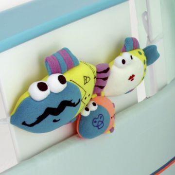 Комплект игрушек для детской кроватки Papaloni Морская Баллада