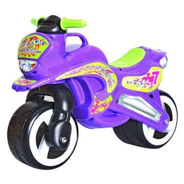 Беговел-мотоцикл RT Motorcycle 7 (фиолетовый)