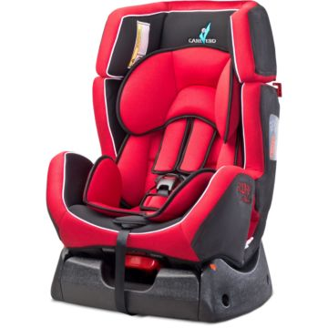 Автокресло Caretero Scope Deluxe (red)
