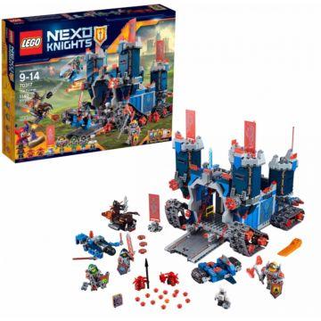 Конструктор Lego Nexo Knights 70317 Нексо Фортрекс-мобильная крепость