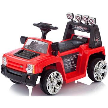 Электромобиль Kids Cars ZPV005 с пультом управления (красный)