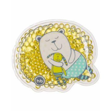 Грелка Happy Baby Basic гелевая
