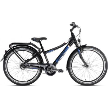 """Подростковый велосипед Puky Crusader 24-3 Alu light 24"""" (black)"""