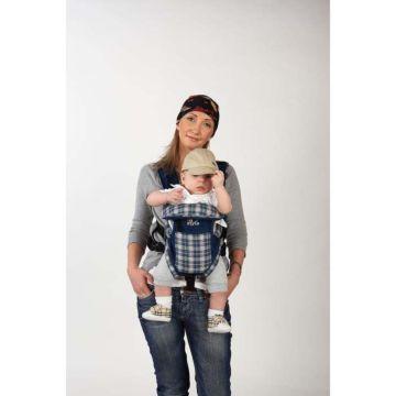 Рюкзак-кенгуру Baby Style Томик Джинс