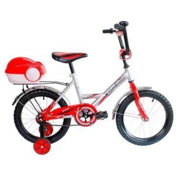 """Детский велосипед RT Мультяшка Френди 1601 1s 16"""" (Красный)"""