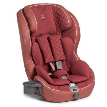 Автокресло Happy Baby Mustang Isofix (красный)