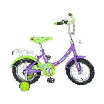 """Детский велосипед Navigator Basic 12"""" (салатовый)"""